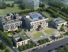 中国驻慕尼黑总领馆馆舍新建工程外装饰工程